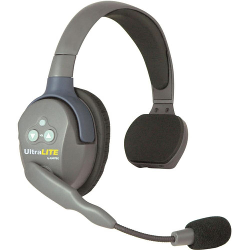 Eartec UltraLITE HD Single Master Headset