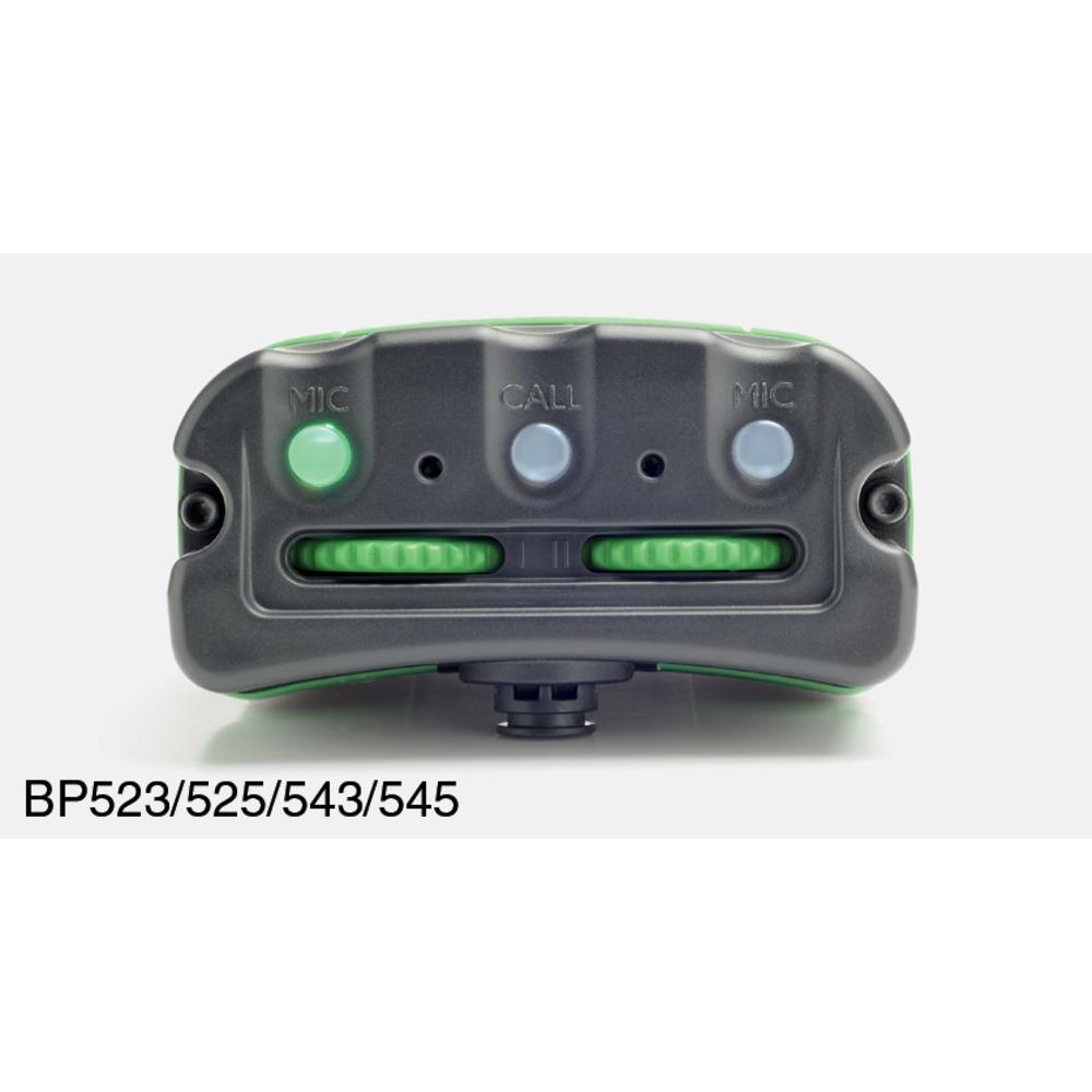 Tecpro BP525 Dual Circuit (Mono) Beltpack (XLR-5)
