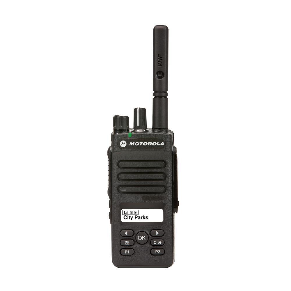 Motorola DP2600e Digital Portable Radio