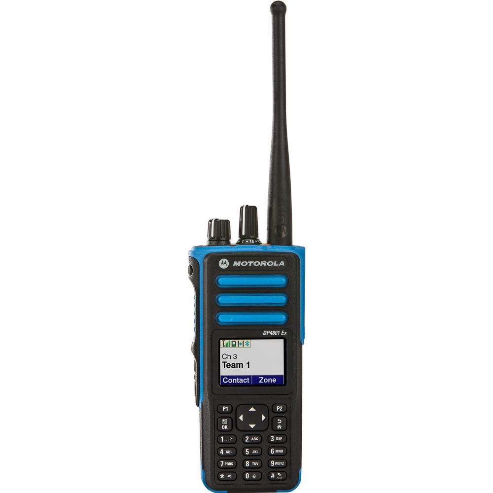 Motorola DP4801 EX ATEX Digital Portable Radio