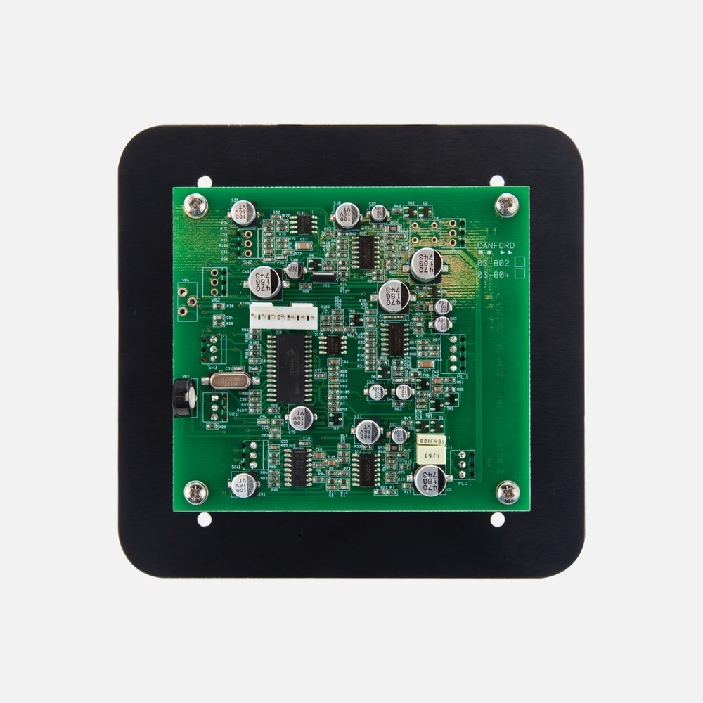 Tecpro HS581 Single Circuit Fixed Headset Station Wallplate