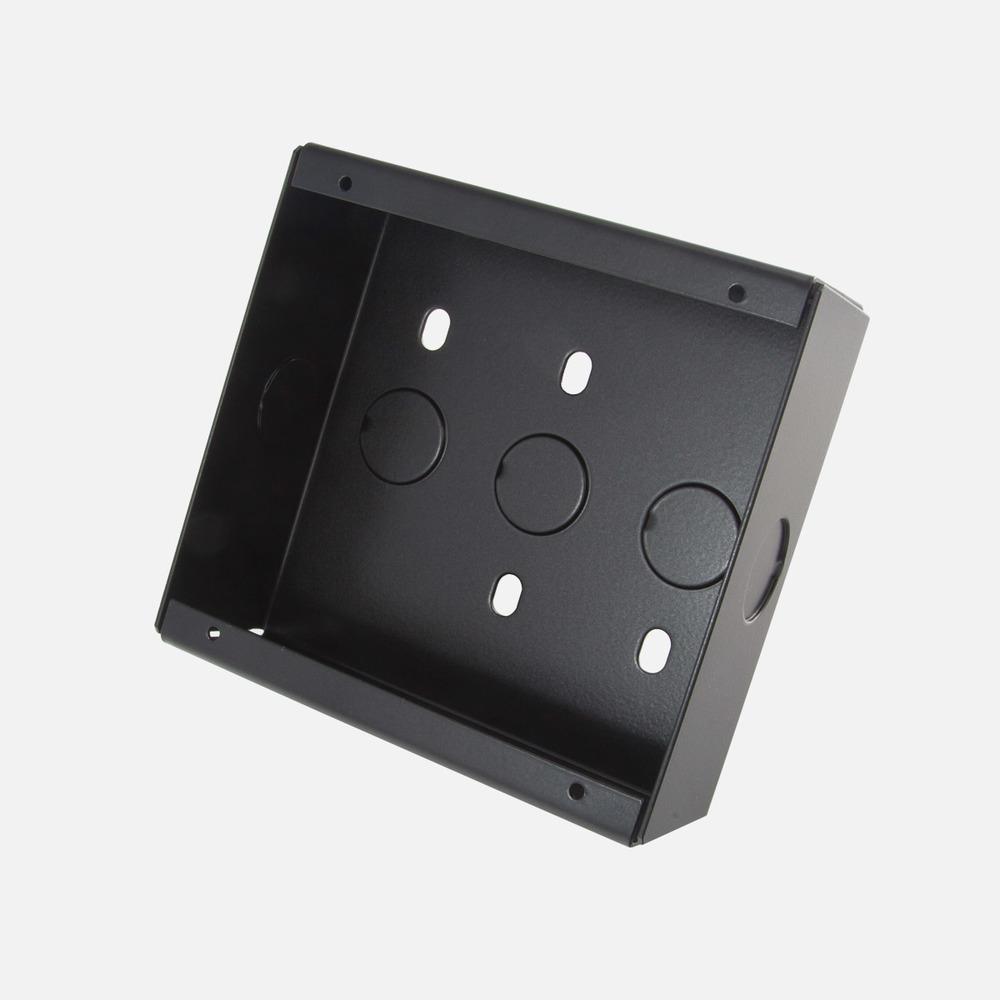 Tecpro HS589FB Flush Metal Back Box for HS581
