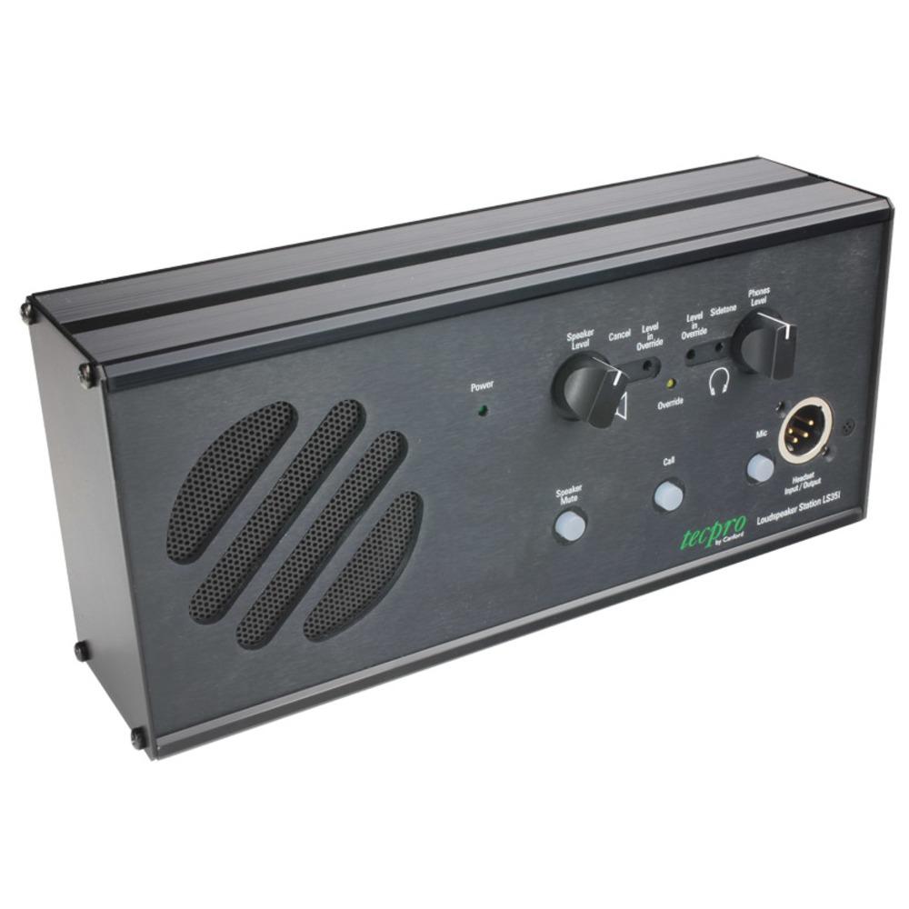 Tecpro LS361 Single Circuit Surface Wallmount Loudspeaker Station