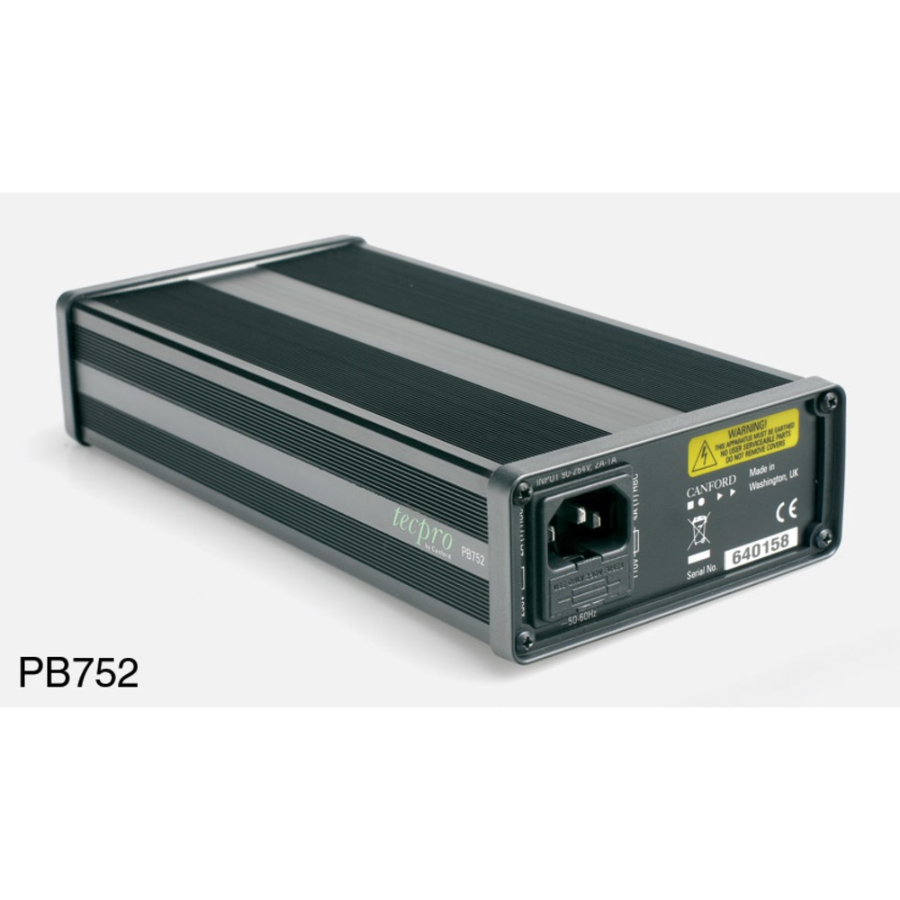 Tecpro PB752 Dual Circuit Power Booster