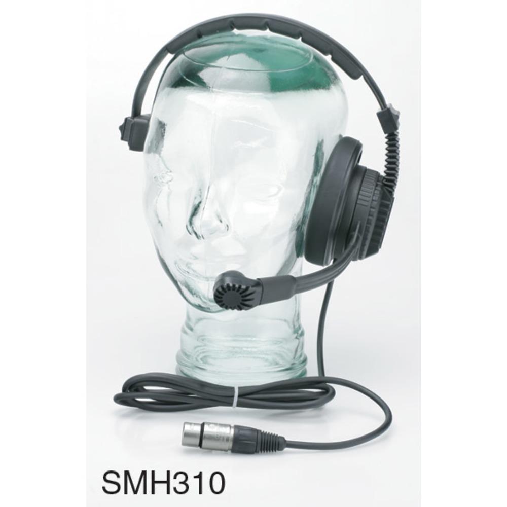 Tecpro SMH310 Single Muff Headset