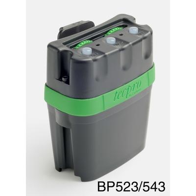 Tecpro BP543 Dual Circuit Vibration Alert (Mono) Beltpack (XLR-3)