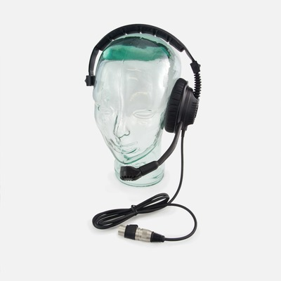 Tecpro SMH217 Single Muff IP67 Waterproof Headset (for BP167)
