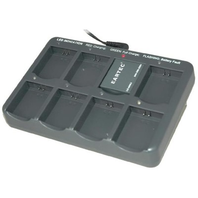 Eartec Multi Battery 8-port Charging Base